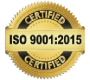 ISO 90001:2015 Certified Company 24by7 Publishing