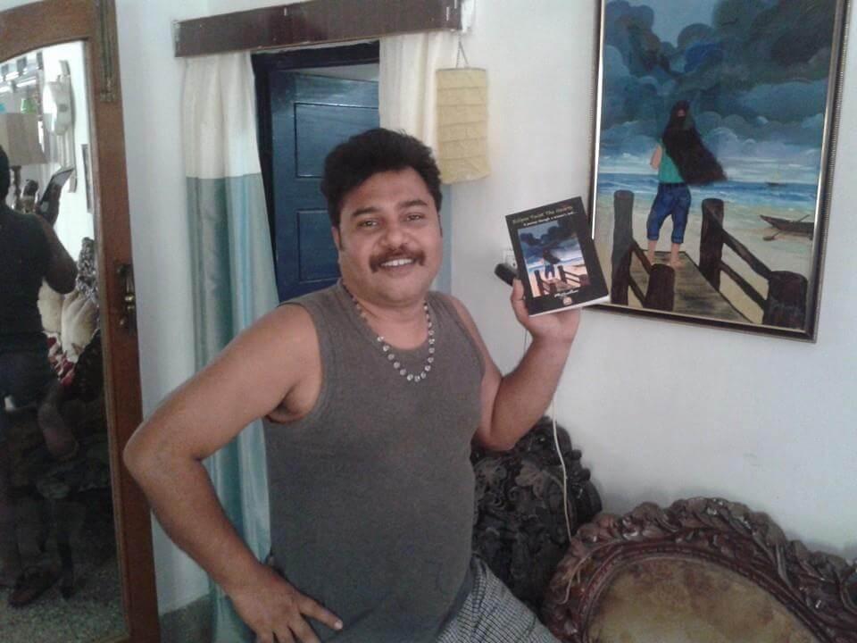 Eclipse Twixt The Hearts by Vijay Megmalhar