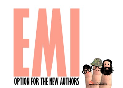 emi option while self publishing